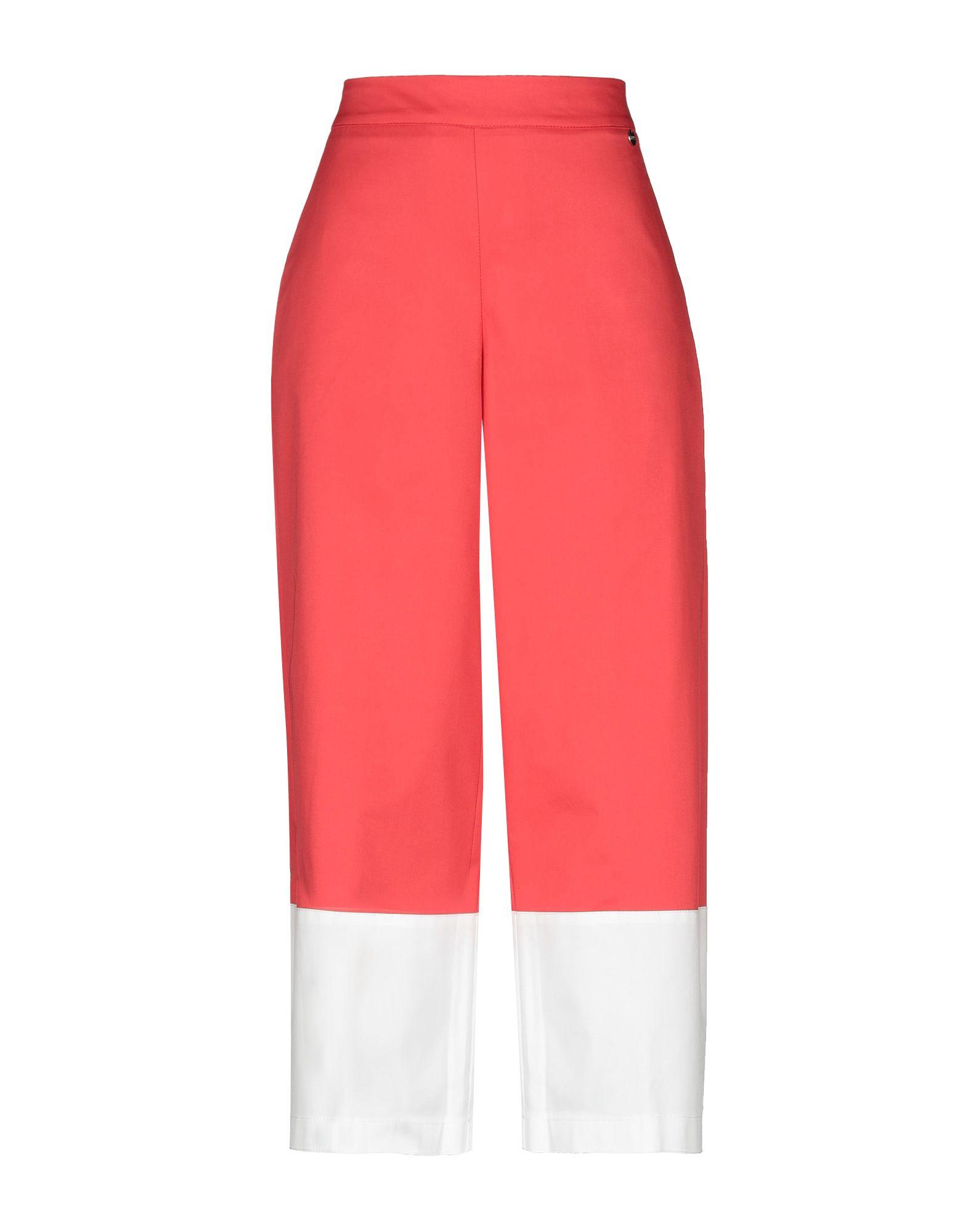 CRISTINA GAVIOLI COLLECTION Повседневные брюки цена 2017