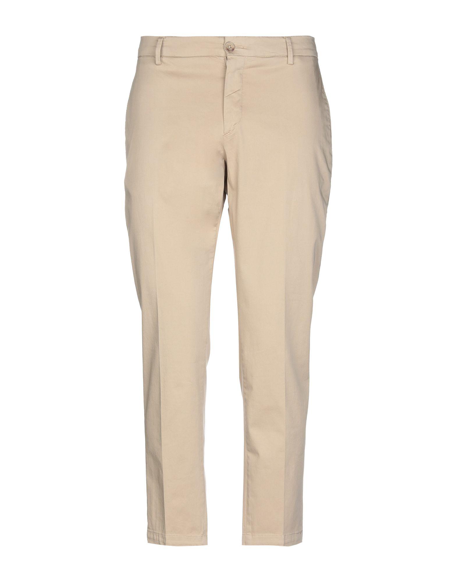 《セール開催中》BE ABLE メンズ パンツ ベージュ 30 コットン 97% / ポリウレタン 3%
