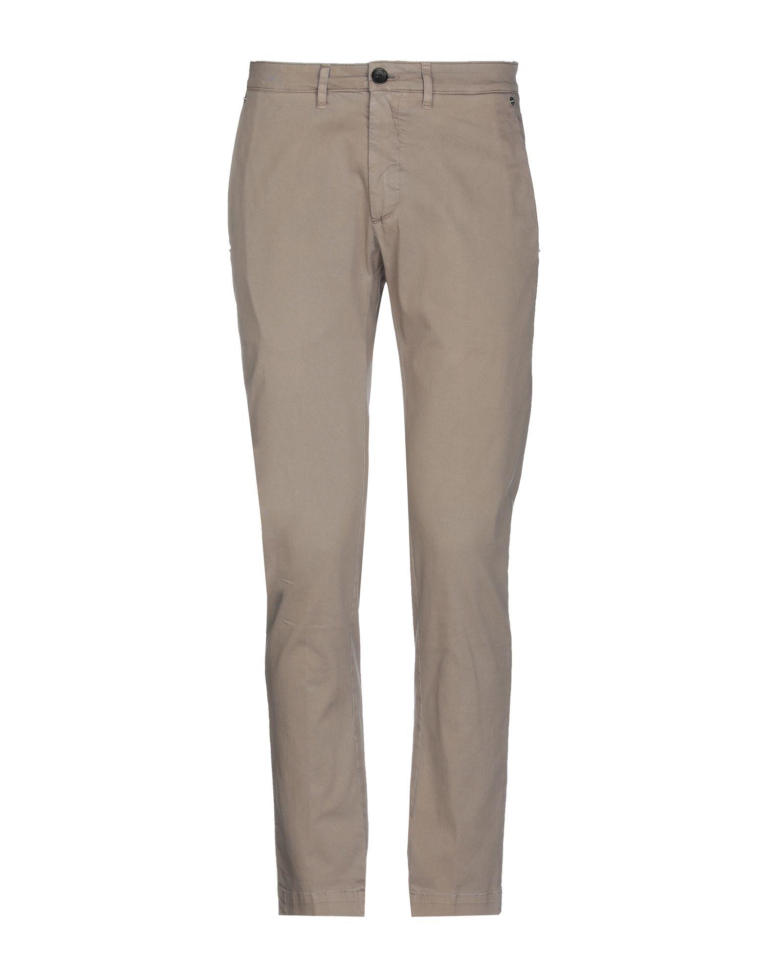 DEPARTMENT 5 Повседневные брюки брюки узкие с пропиткой 5 карманов длина 30
