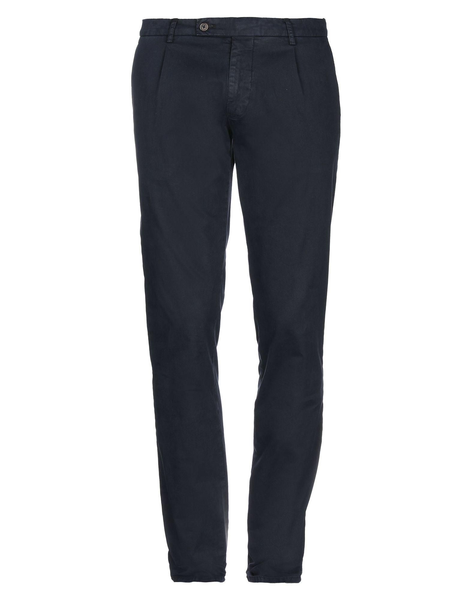 《セール開催中》BERWICH メンズ パンツ ダークブルー 54 コットン 98% / ポリウレタン 2%