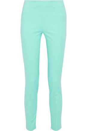 MOSCHINO Stretch-cotton skinny pants