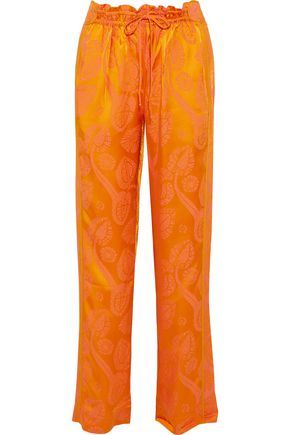 PETER PILOTTO Jacquard straight-leg pants