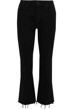 DEREK LAM Gia mid-rise kick-flare jeans