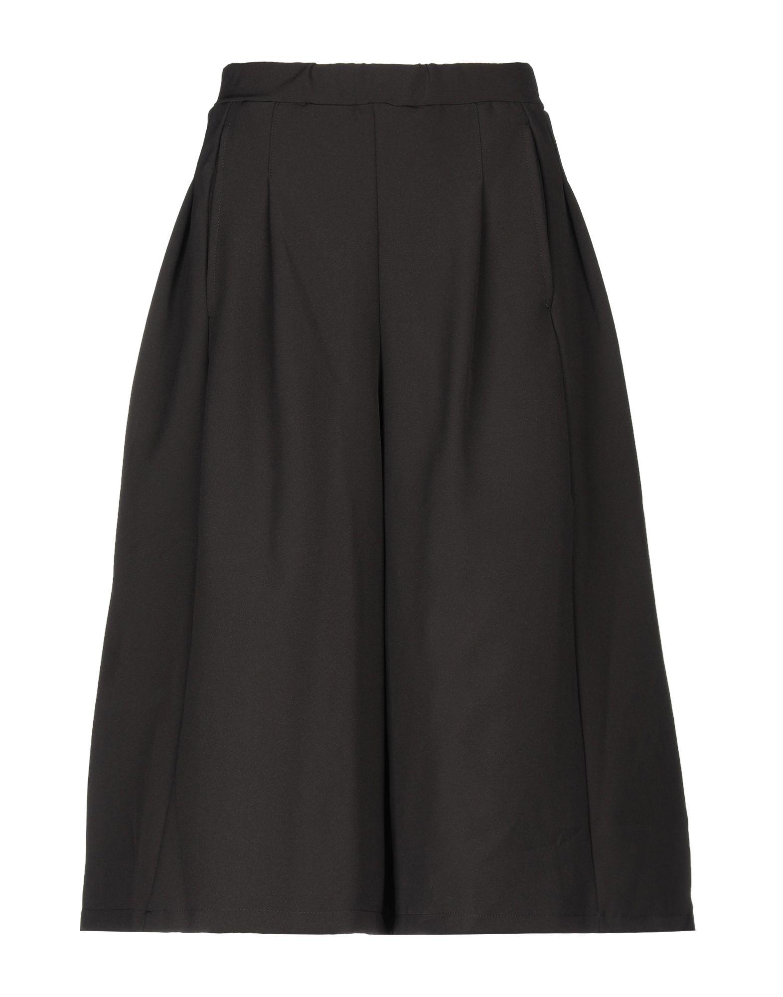 PAS DE QUOI Юбка длиной 3/4 pas de quoi короткое платье