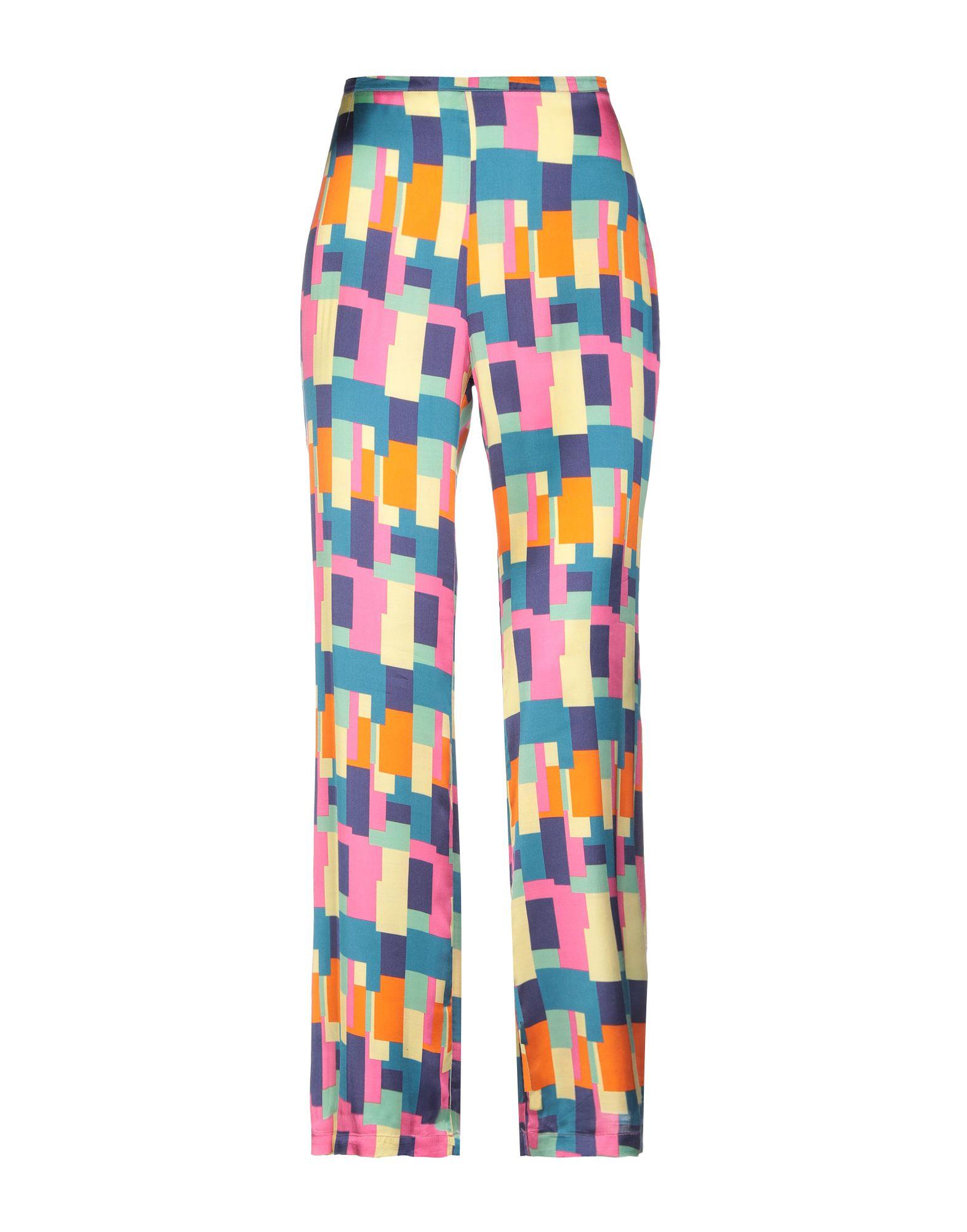 COLLECTION PRIVĒE? Повседневные брюки цены онлайн