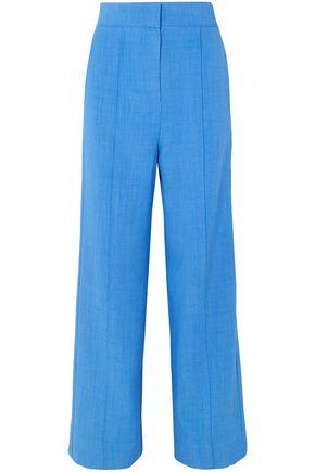 ROKSANDA Lapari woven wide-leg pants