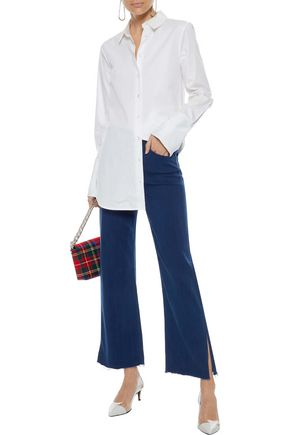 3x1 Shelter high-rise wide-leg jeans