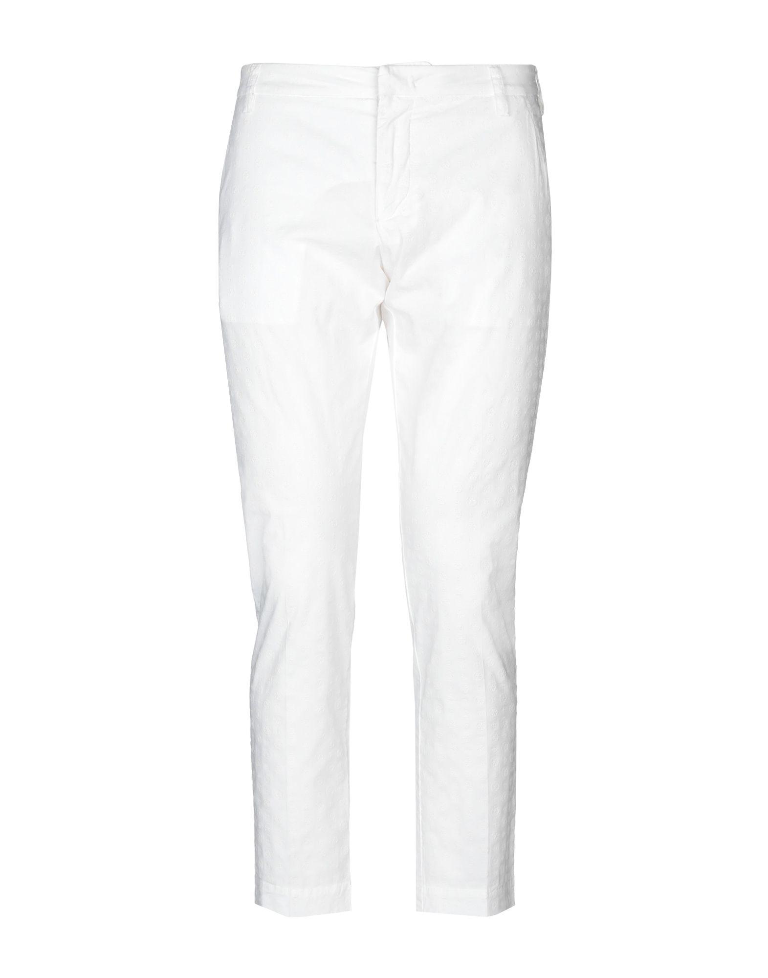 《送料無料》ENTRE AMIS メンズ パンツ ホワイト 29 コットン 100%