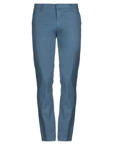 Купить Повседневные брюки от INDIVIDUAL грифельно-синего цвета