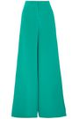 EMILIO PUCCI Silk crepe de chine wide-leg pants