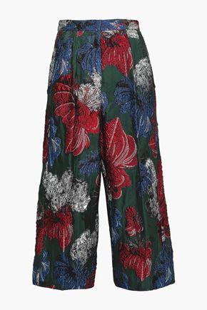 VIONNET Brocade culottes