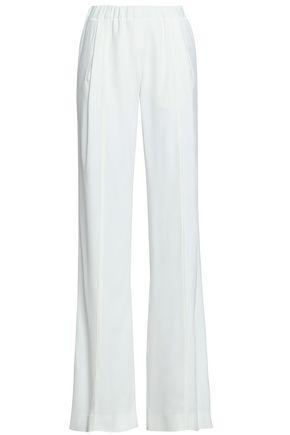 VIONNET Crepe wide-leg pants