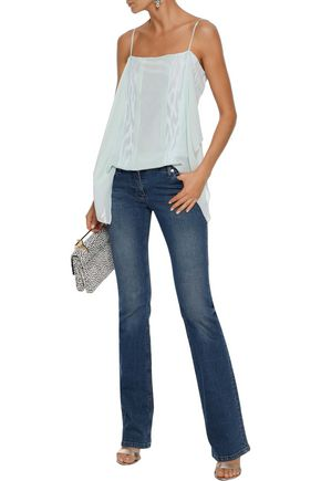ROBERTO CAVALLI Mid-rise bootcut jeans
