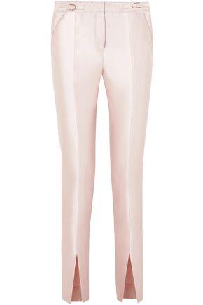 GABRIELA HEARST Morrison silk and wool-blend slim-leg pants