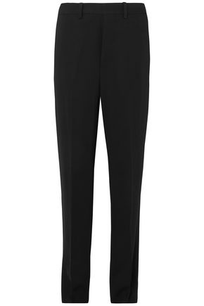 MARNI Stretch-crepe tapered pants