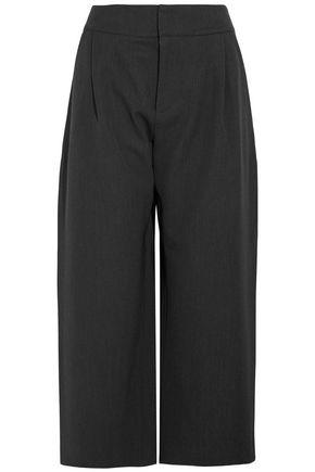MARNI Wool-blend culottes