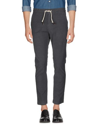 Фото 2 - Повседневные брюки от INDIVIDUAL свинцово-серого цвета