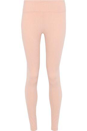 KORAL Textured stretch leggings