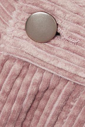 ANTIK BATIK Papy cropped cotton-corduroy straight-leg pants