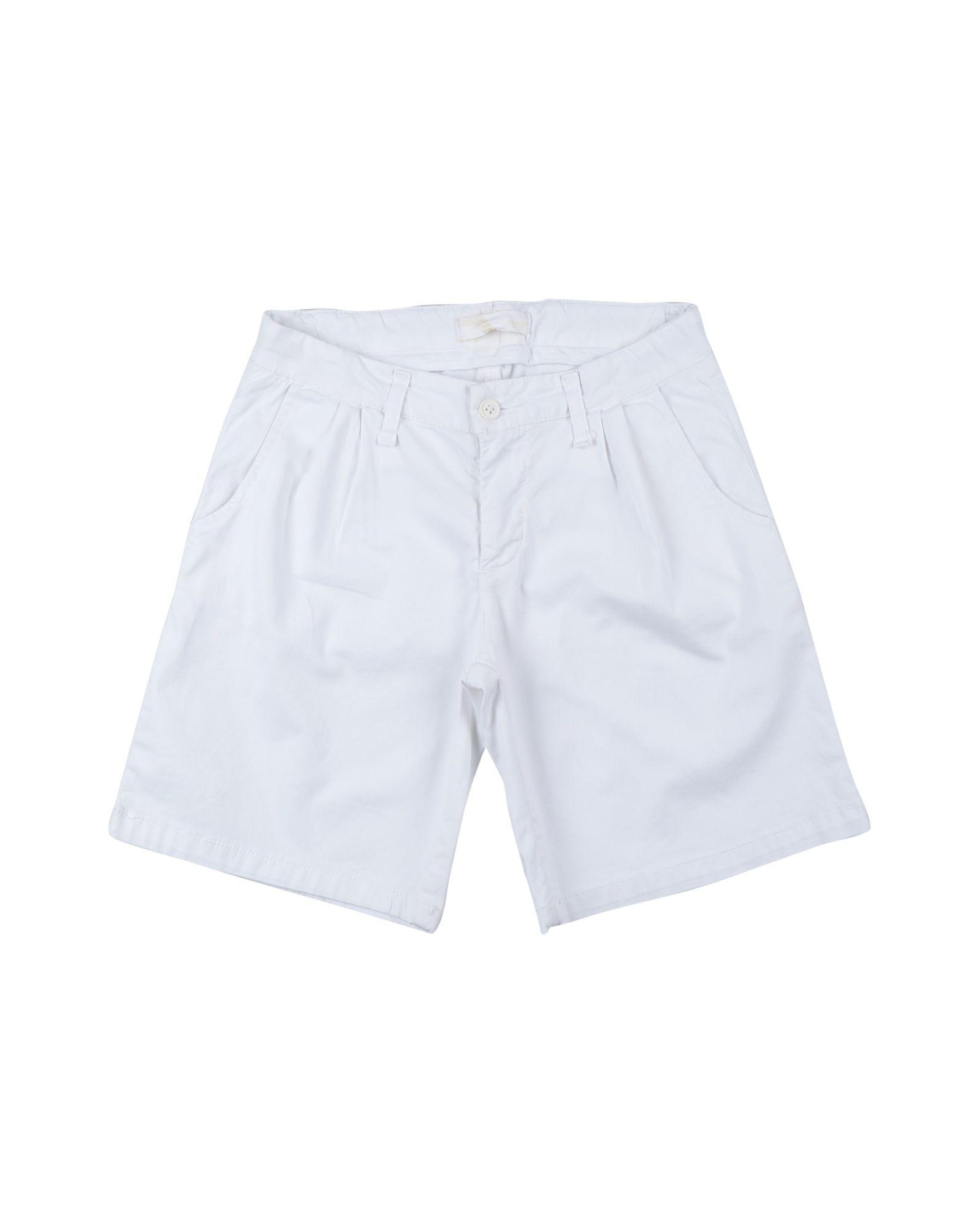 Relish Kids' Bermudas In White