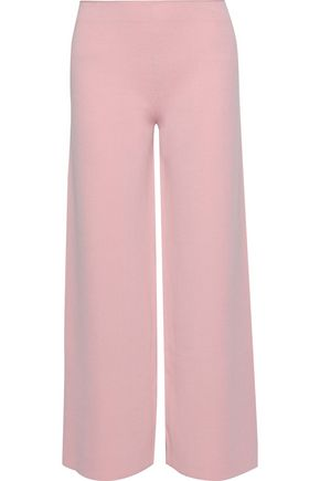 MANSUR GAVRIEL Wool-blend wide-leg pants