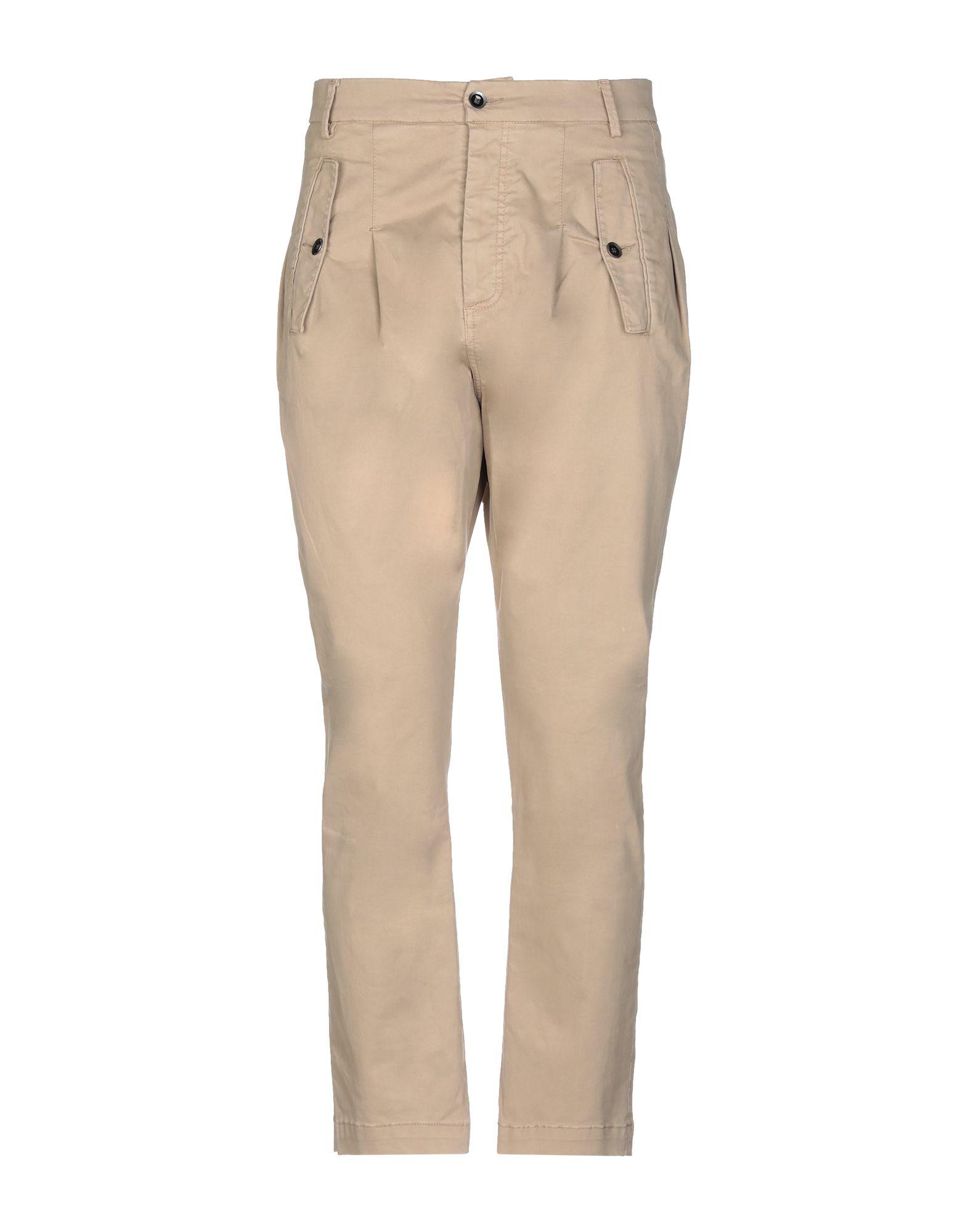 MANGANO Повседневные брюки