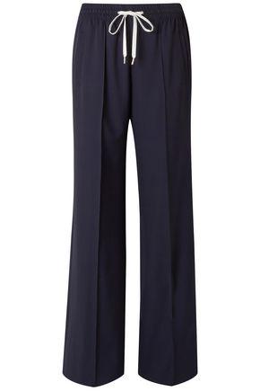 9715b1c65bf MIU MIU Stretch-wool woven straight-leg pants