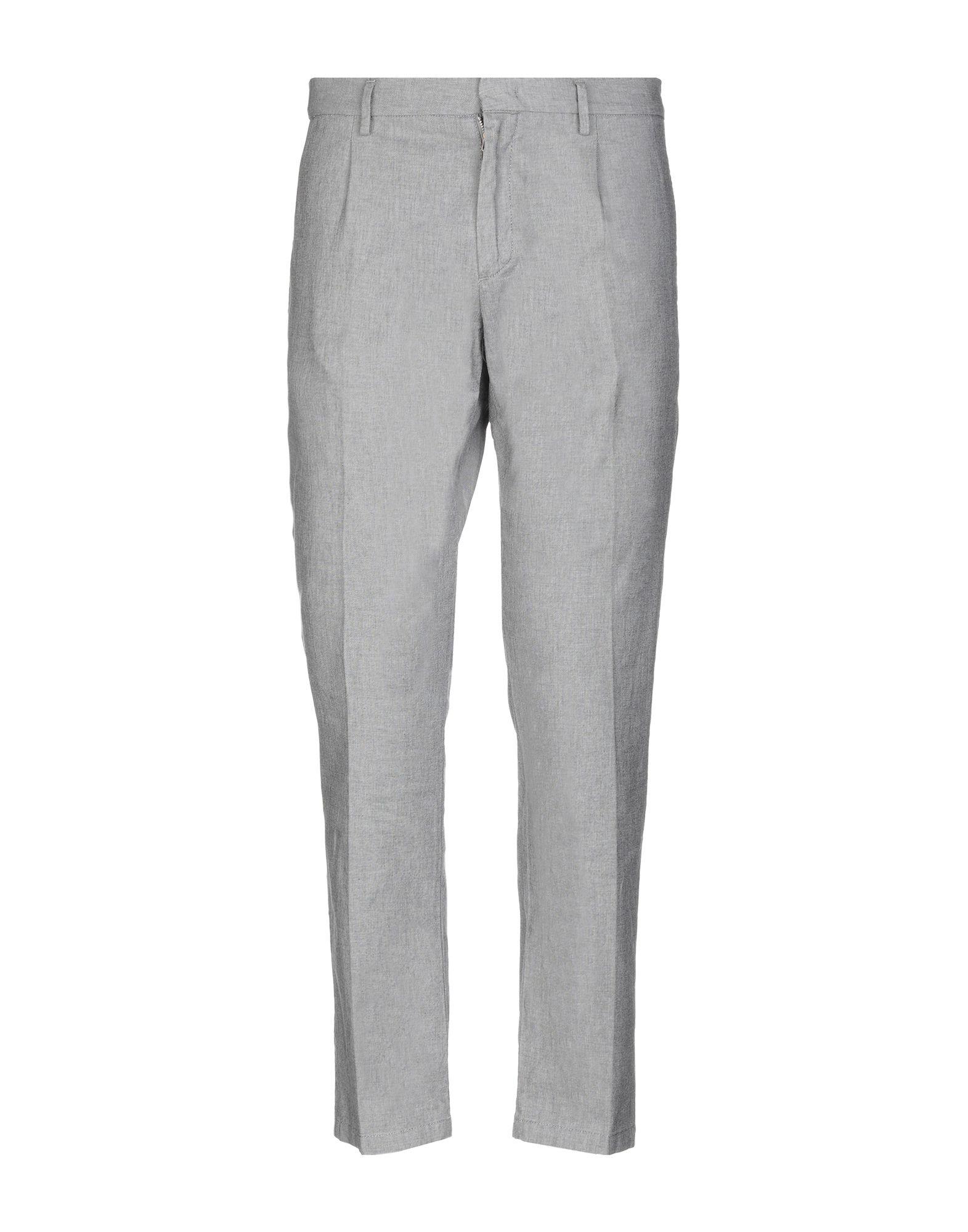 Фото - PAOLO PECORA Повседневные брюки джинсы мужские paolo pecora pus14405p05z