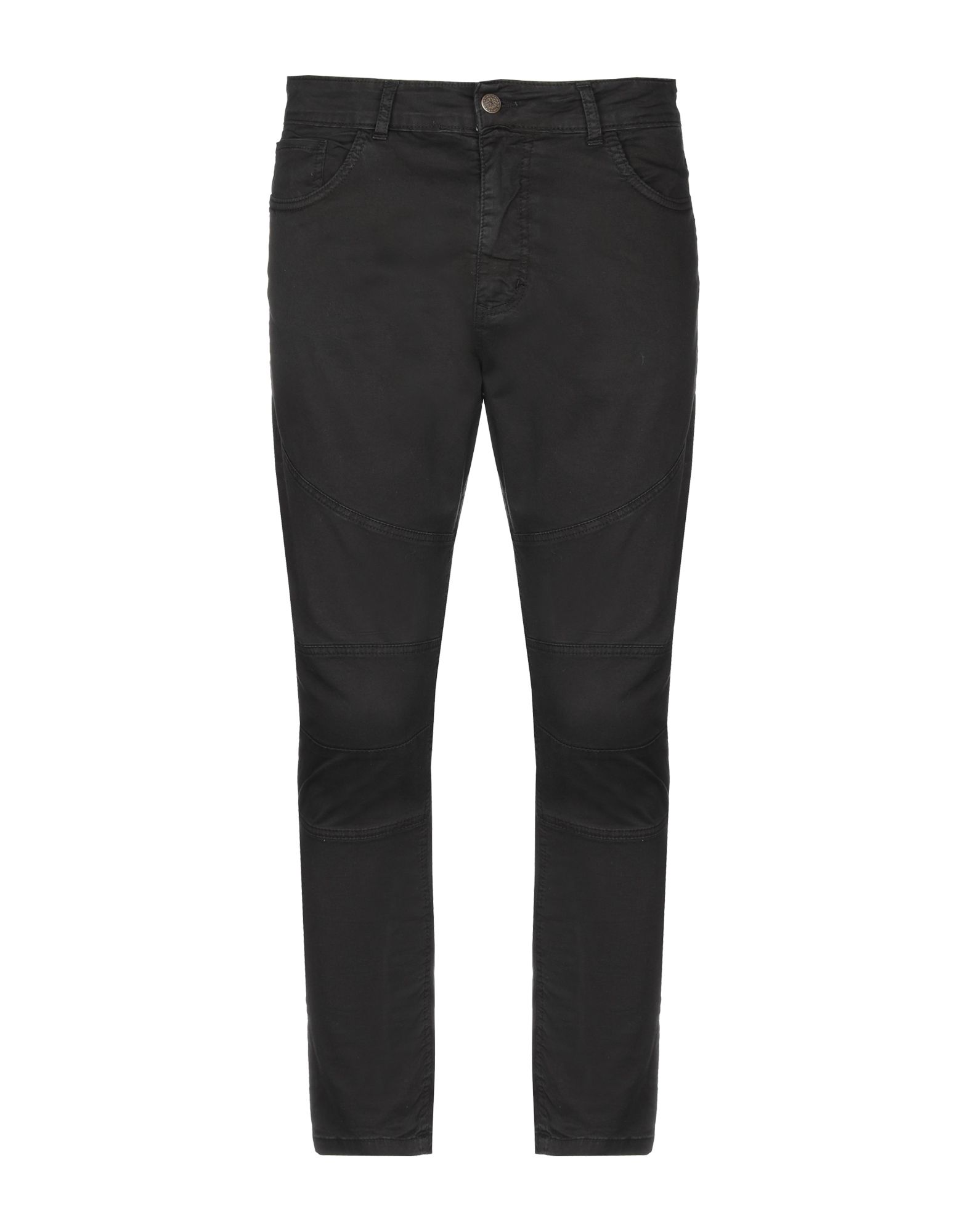 《セール開催中》V2? LIVING CLOTHING メンズ パンツ ブラック 32 コットン 97% / ポリウレタン 3%