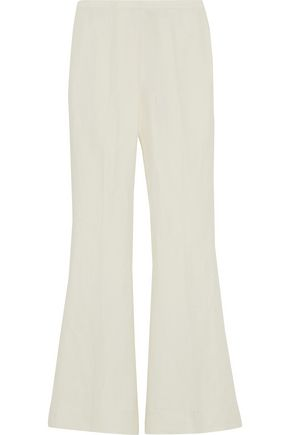 MANSUR GAVRIEL Canvas flared pants