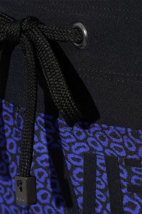VERSACE Embossed printed stretch leggings