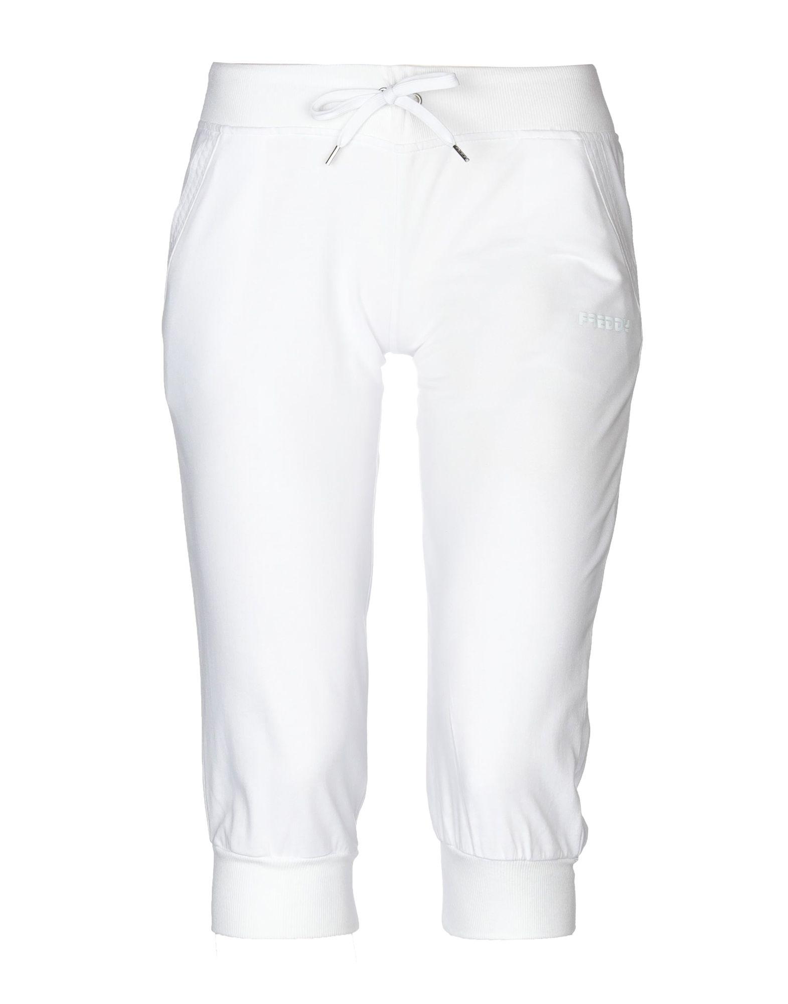 FREDDY Брюки-капри freddy джинсовые брюки