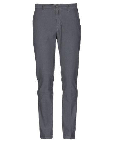 Фото - Повседневные брюки от DEPARTMENT 5 свинцово-серого цвета