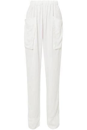 CEDRIC CHARLIER Twill straight-leg pants