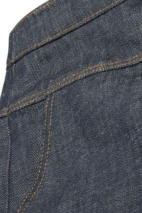 TIBI High-rise slim-leg jeans