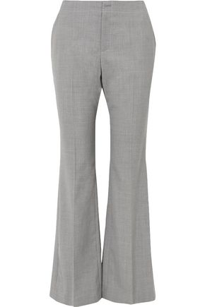 ADEAM Woven flared pants