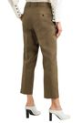 JIL SANDER Cotton-canvas tapered pants