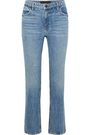 ALEXANDER WANG High-rise straight-leg jeans