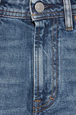 ACNE STUDIOS Mid-rise slim-leg jeans