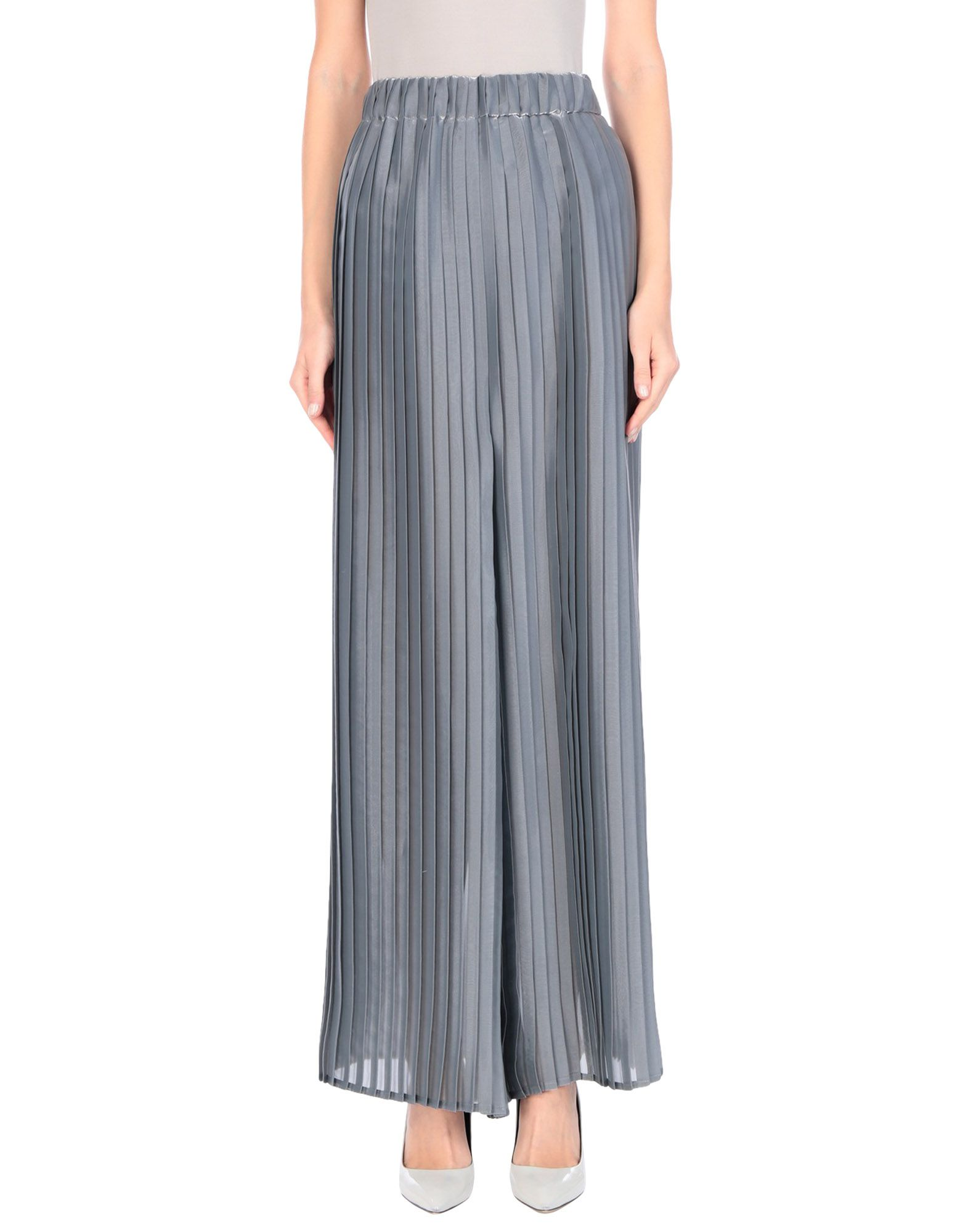 BRUNELLO CUCINELLI Длинная юбка юбка брюки плиссе