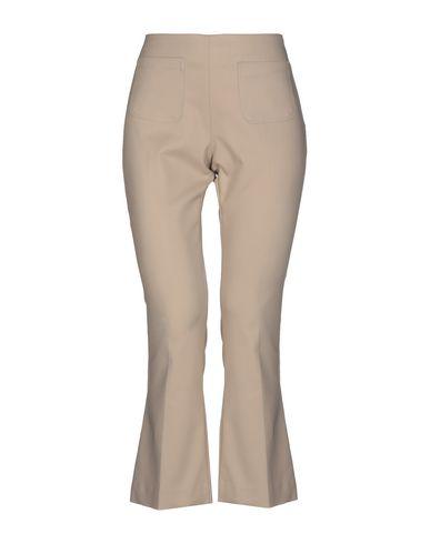 Фото - Повседневные брюки от STRETCH by PAULIE бежевого цвета