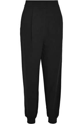 TIBI Crepe tapered pants