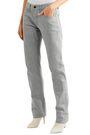 VICTORIA, VICTORIA BECKHAM Mid-rise straight-leg jeans