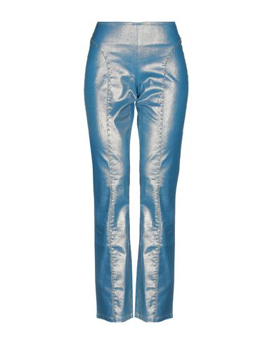 Купить Повседневные брюки лазурного цвета