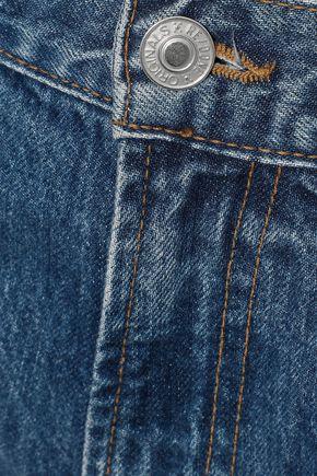RE/DONE High-rise slim-leg jeans