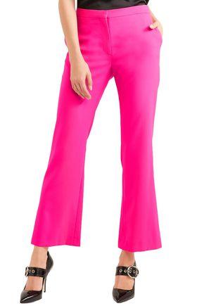 ALTUZARRA Nettle wool-blend flared pants