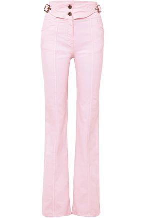 CHLOÉ High-rise flared pants