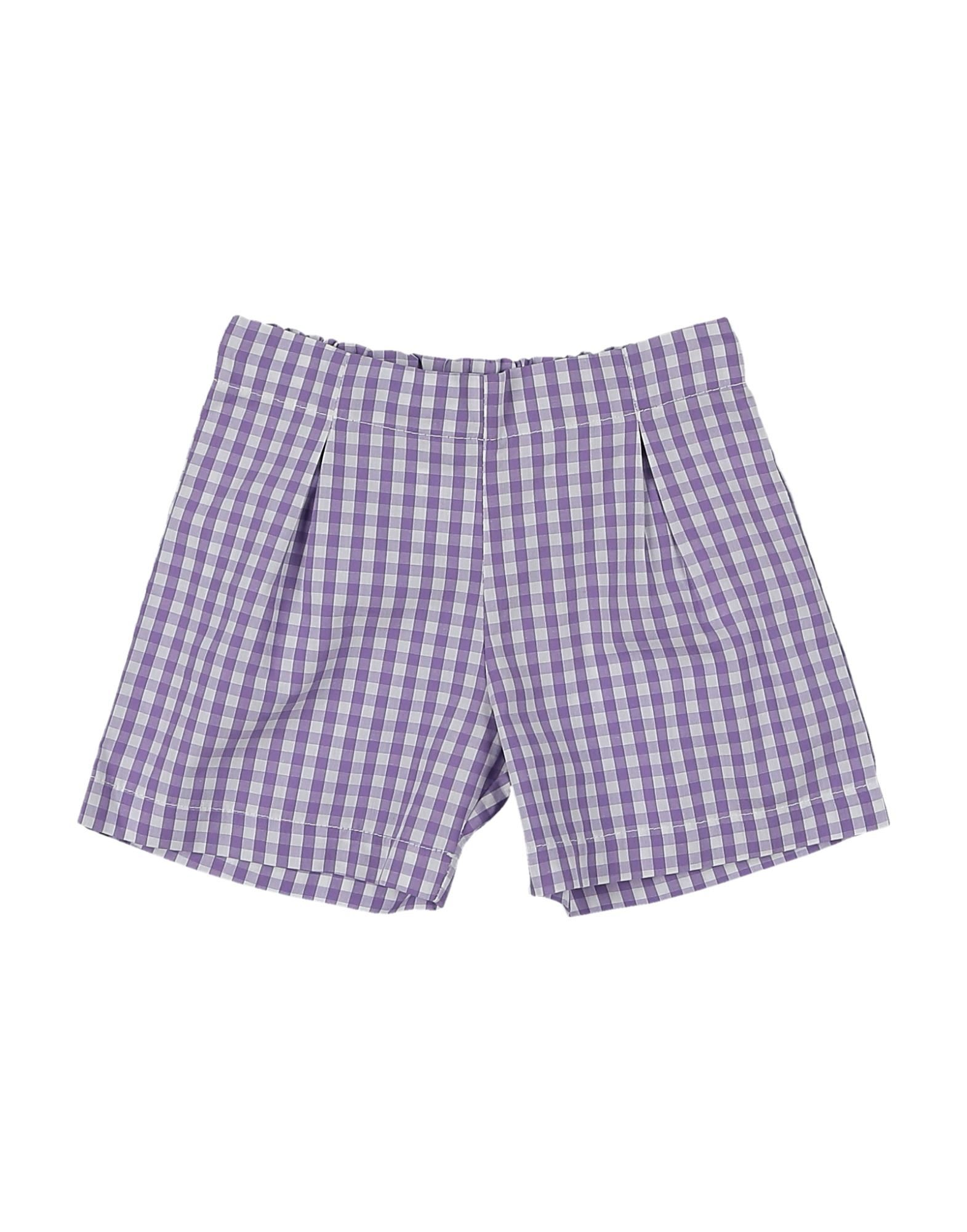 J.o. Milano Kids' Shorts In Purple