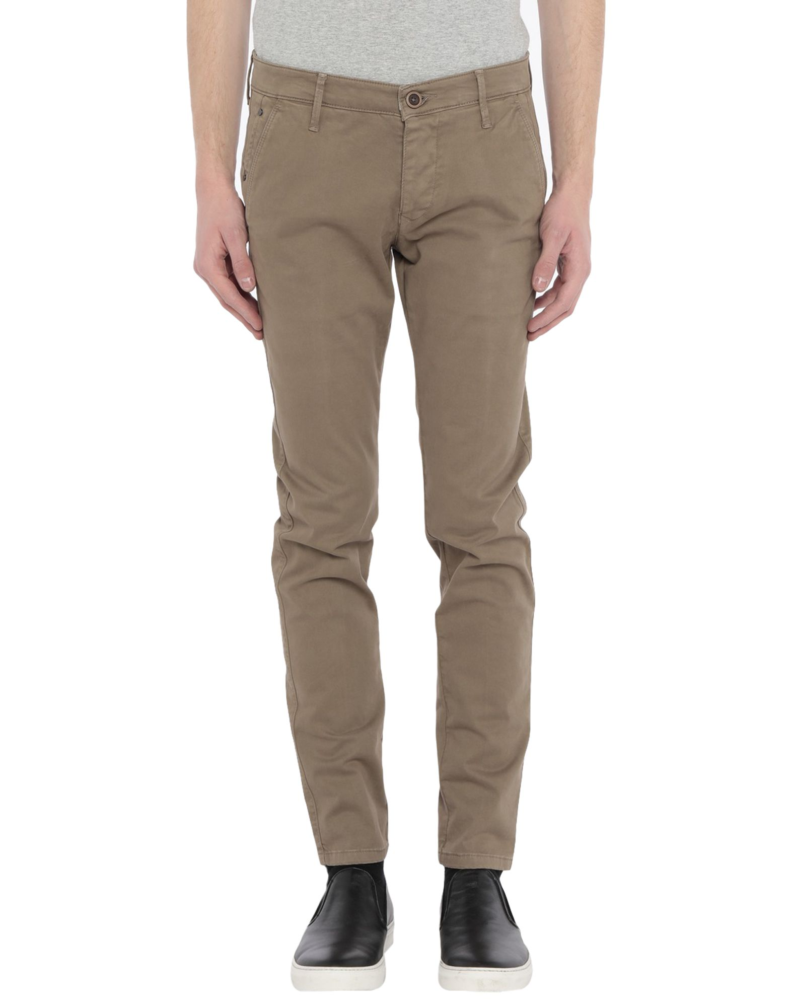 цена на ZERO PER ZERO Повседневные брюки