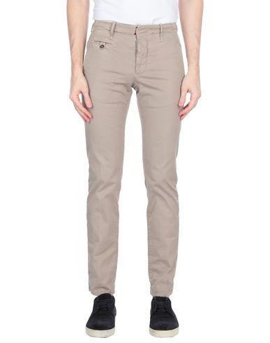 Купить Повседневные брюки от INCOTEX цвета хаки